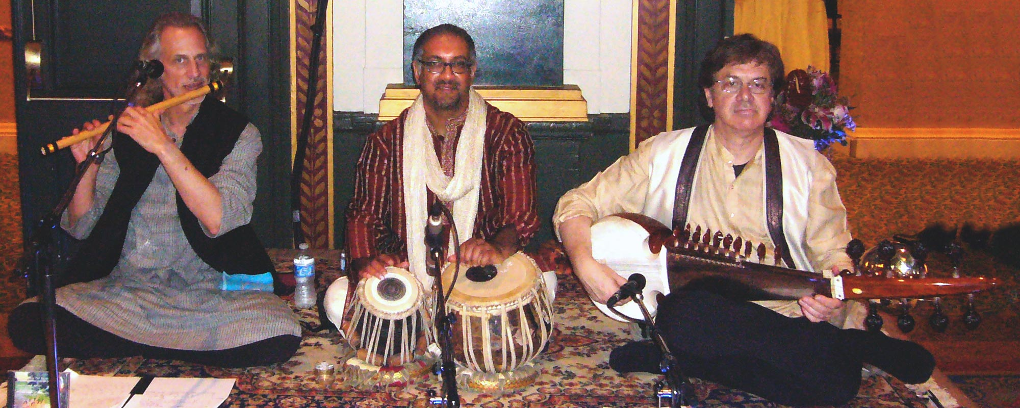 Sangam Indian Music Trio